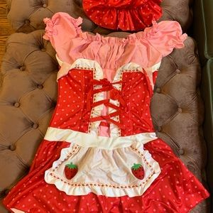 """Country Girl"" (🍓 Shortcake) Halloween Costume"